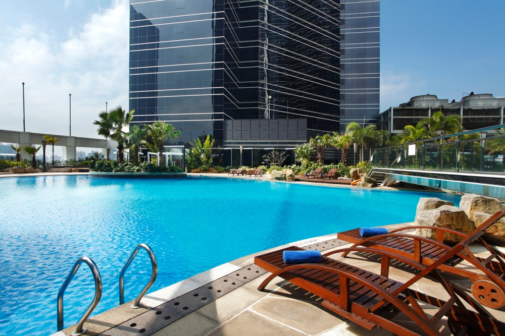 Outdoor Swimming Pool 室外游泳池1